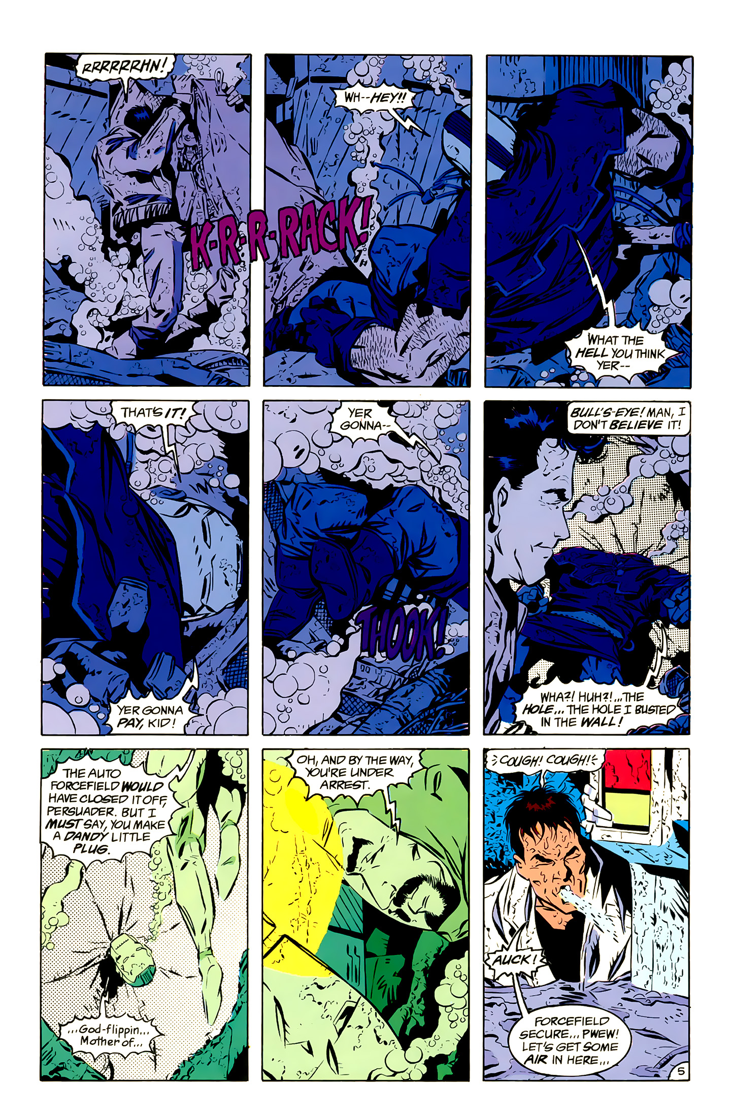Legion of Super-Heroes (1989) 13 Page 5