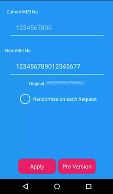change_imei_number_without_root