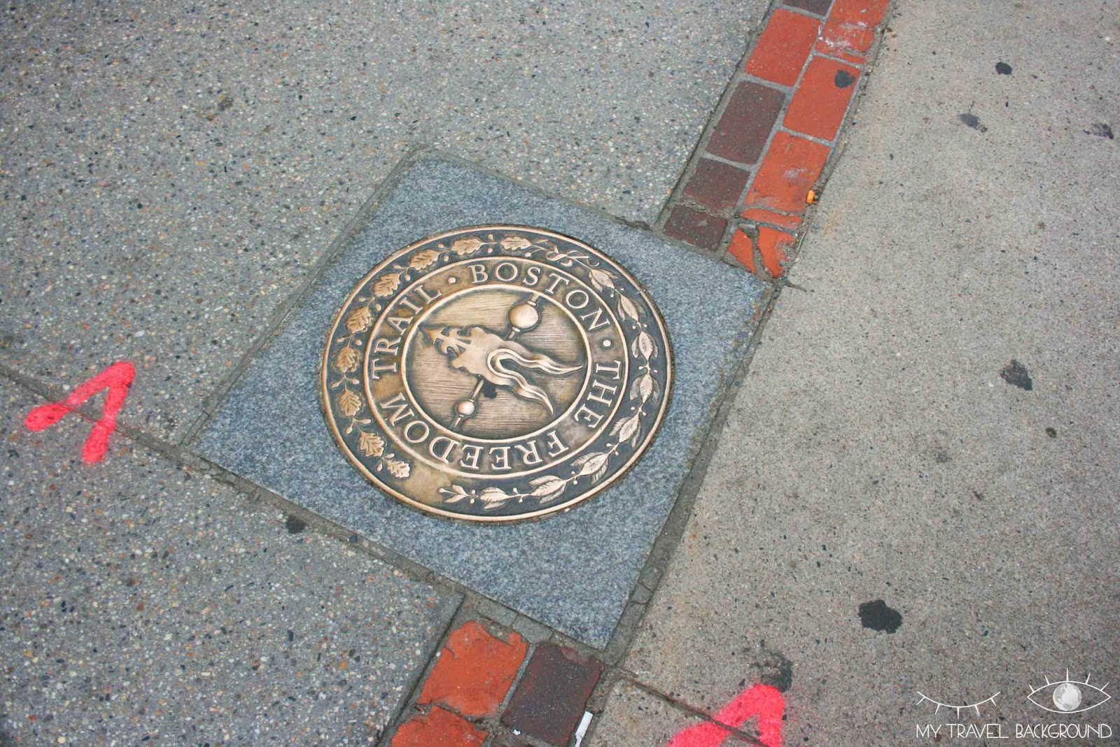 My Travel Background : le Freedom Trail