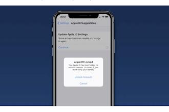 PANICO in Apple: numerosi utenti con iCloud ID bloccato 😱