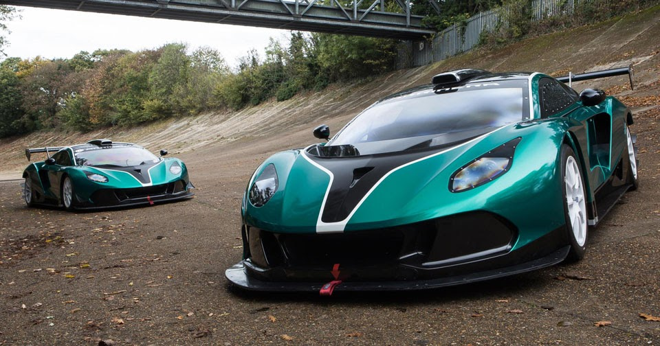 Exotic Car Brands >> Meet The Polish Supercar That Thinks It's British [w/Video]