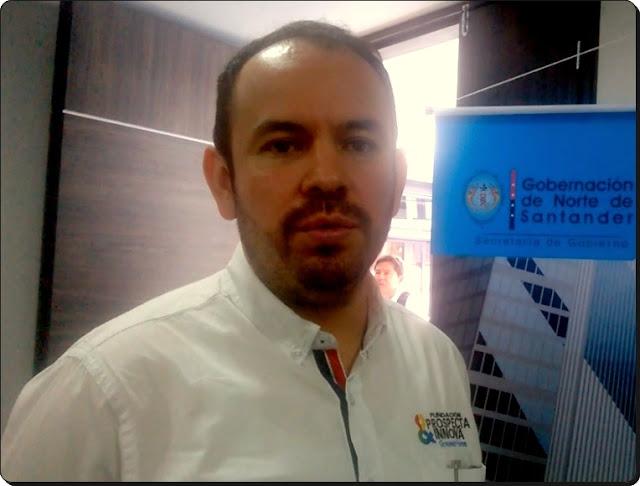 #CFnoticias #Cúcuta | El futuro productivo y sostenible en NdeS Colombia: José Luis Ramírez Ospina