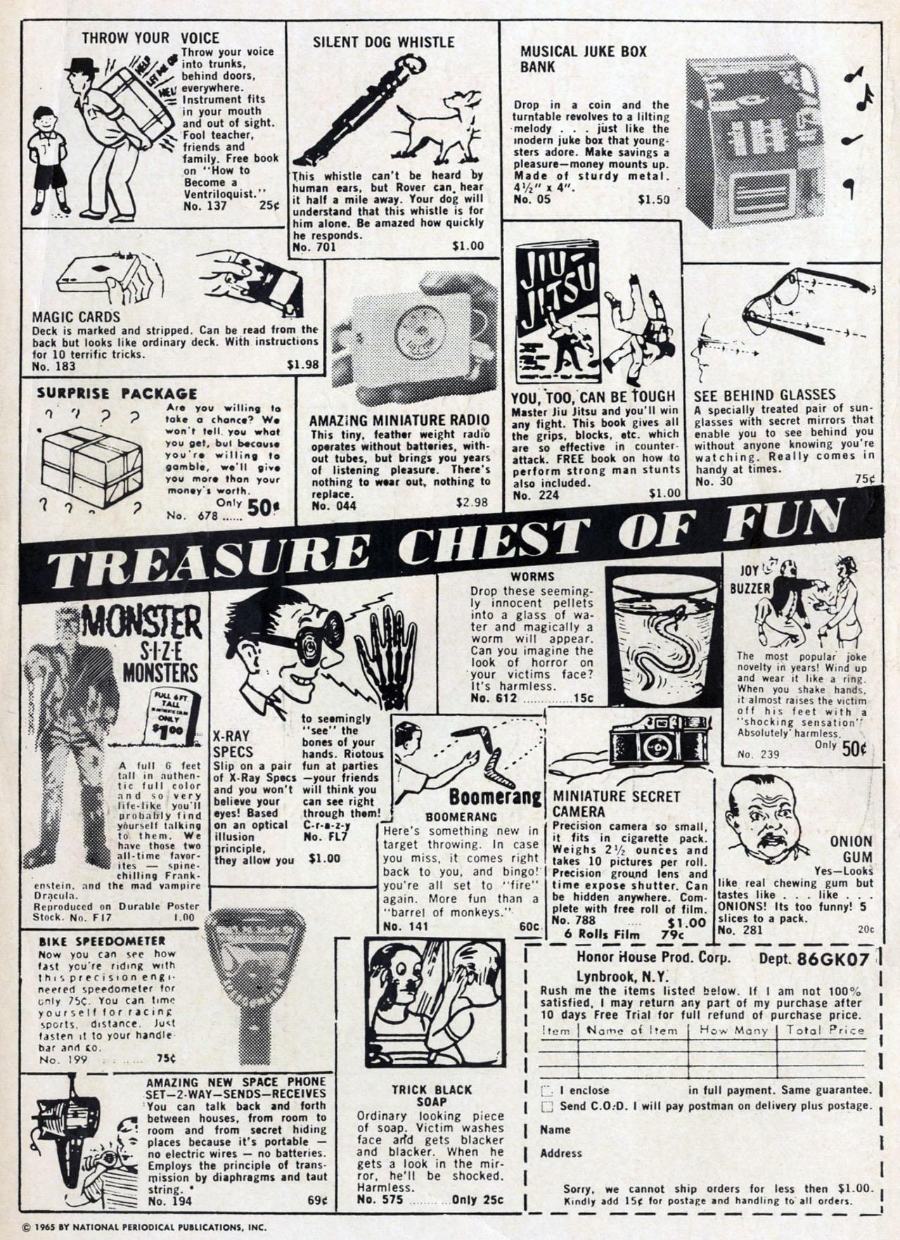 Detective Comics (1937) 341 Page 1