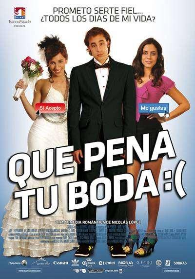 Que Pena Tu Boda DVDRip Audio Español Latino Descargar 1 Link