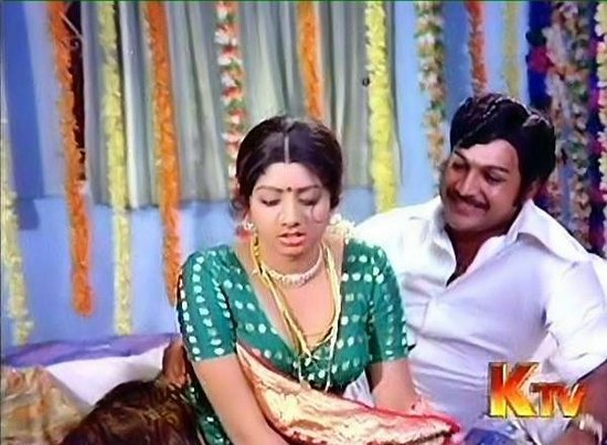 Indian Actress Actress Sridevi Kapoor Old Rape Scene In -7610
