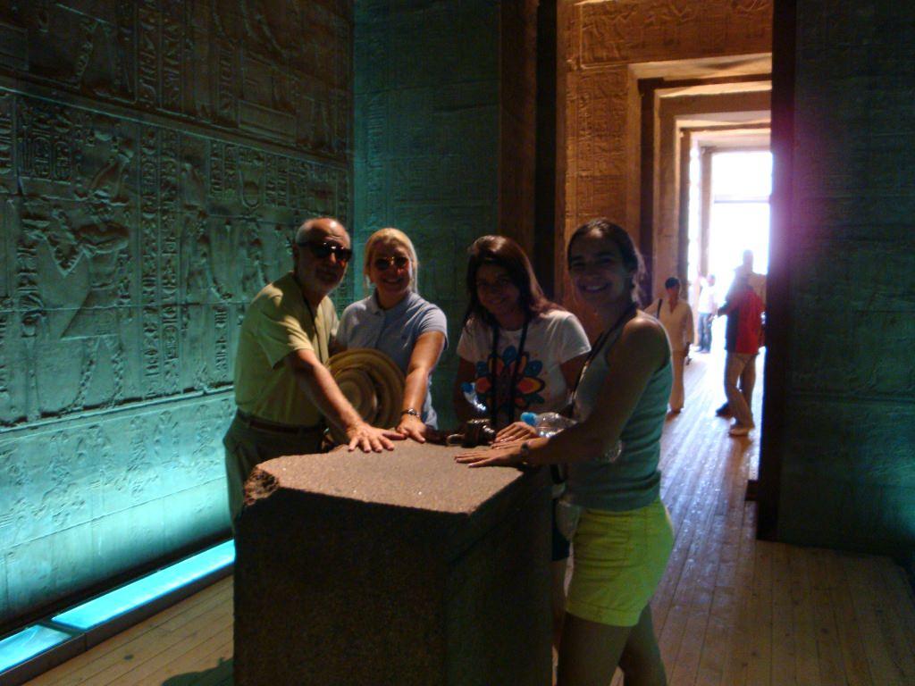 Templo de Philae no Egito