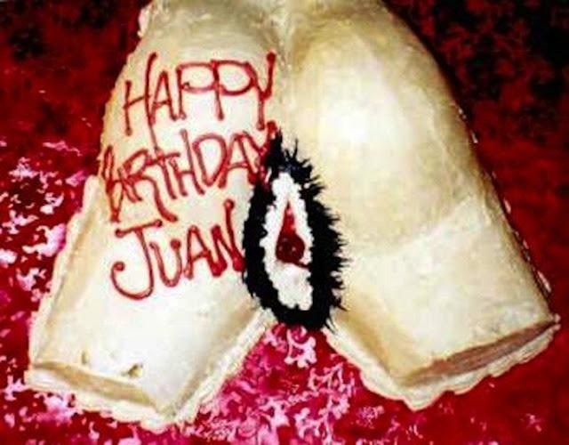 Hình ảnh chúc mừng sinh nhật bựa nhất: âm đạo lộn ngược