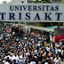 Pelantikan Rektor Trisakti Ricuh, Polisi Temukan 200 Bambu Runcing