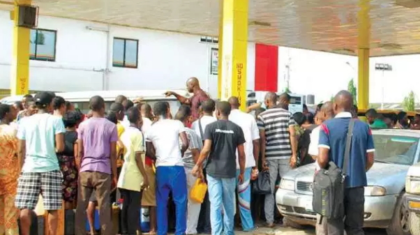 corrupt oil marketers diverting fuel for profit