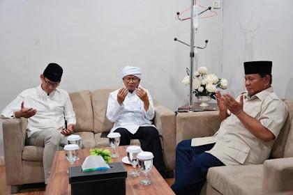 Setelah UAS dan UAH, Kini Giliran Aa Gyim Menyatakan Dukungan Ke Prabowo-Sandi