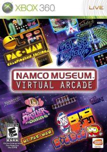 Virtual Arcade and relive classic Namco arcade favorites including Tower of Druaga Namco Museum Virtual Arcade [Jtag/RGH]