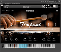 Download Muze Orchestra Timpani KONTAKT Library for free