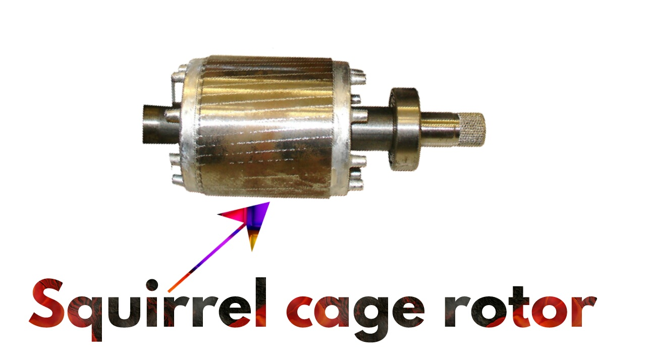 Squirrel Cage Induction Motor - Advantages and Disadvantages of