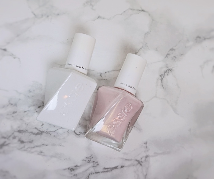 Essie Gel Couture Top Coat & Wearing Hue?