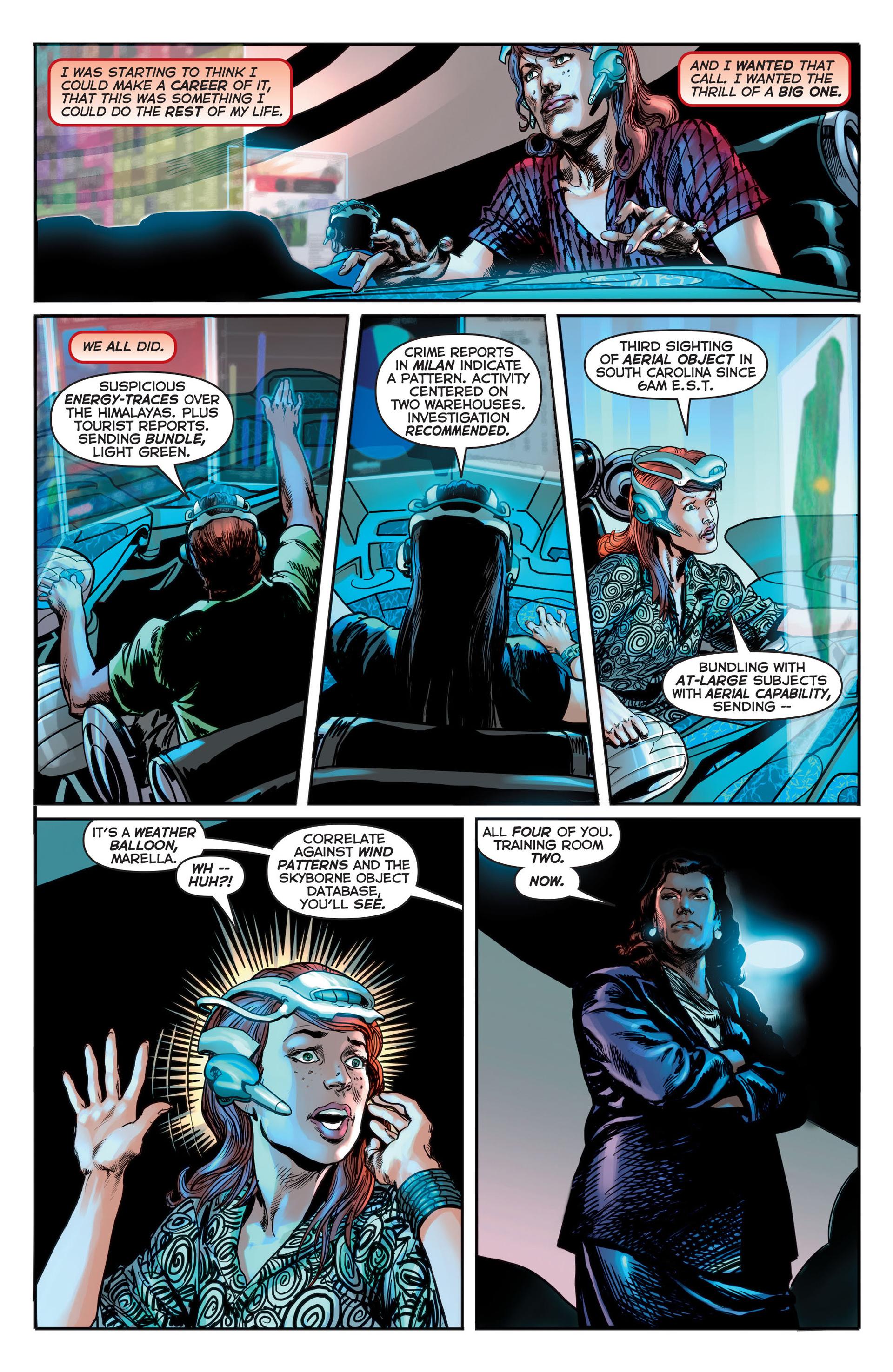 Read online Astro City comic -  Issue #2 - 12