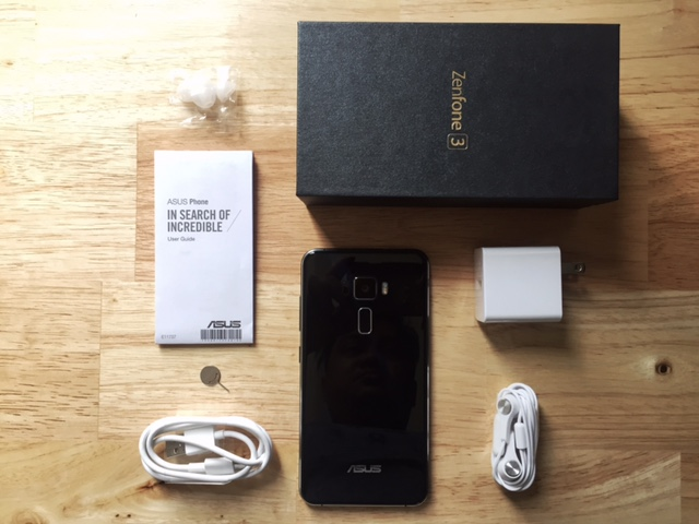 Asus Zenfone 3 Philippines ZE552KL Unboxing and Initial Set-up