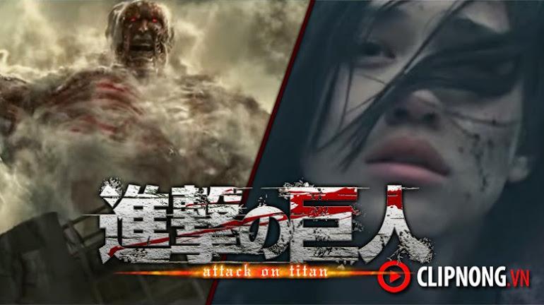 "Trailer Live Active Movie ""ATTACK ON TITAN"""