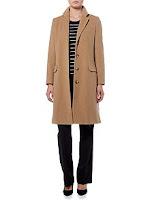 Linea Camel Coat