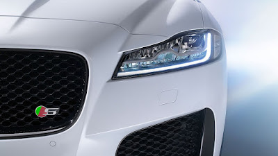 2016 Jaguar XF Headlight