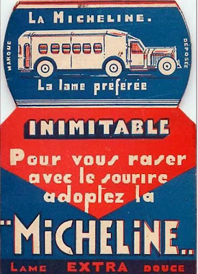 Pub ancienne la lame Micheline