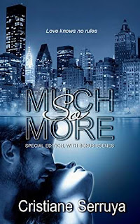 So Much More - a tantalizing contemporary romance by Cristiane Serruya