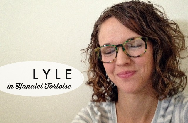 Prescription glasses can be stylish + affordable!
