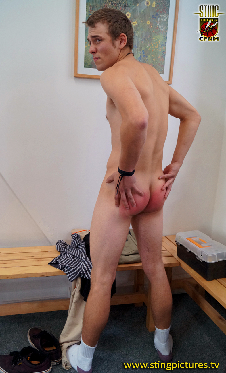 British lads spanked gay first time spanked
