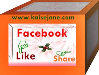 Blogger,Facebook,kaise