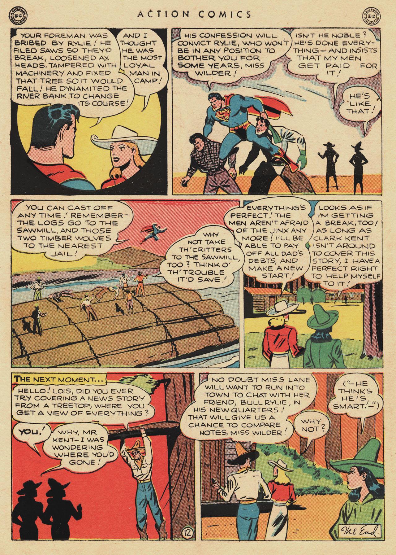 Action Comics (1938) 94 Page 13