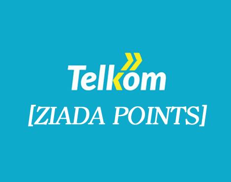 telkom ziada points