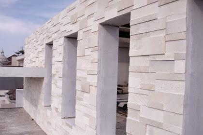 Batu Paras Jogja Untuk Tampilan Desain Rumah Elegan