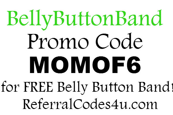BellyButtonBand.com Promo Code 2016, BellyButtonBand Coupon FREE: April, May, June, July, August