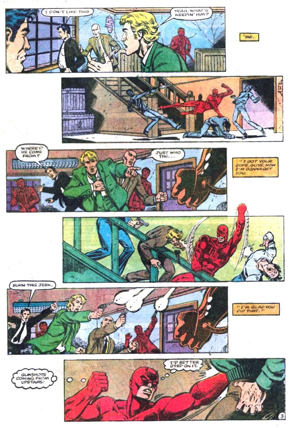 Daredevil (1964) 224 Page 3