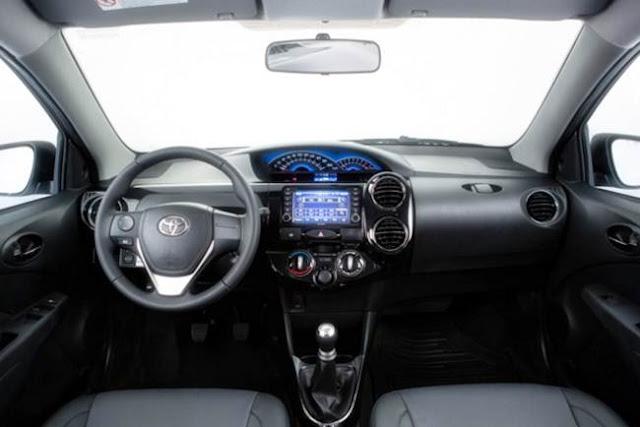 2017 Toyota Etios Price