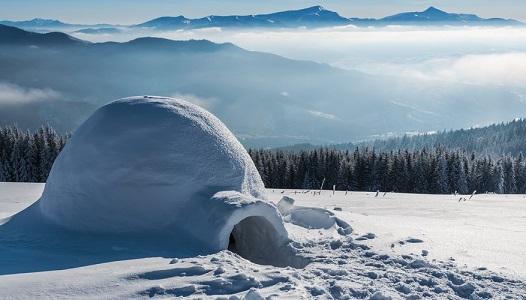 Eskimoların Buz Evi İglo Hakkında İlginç Bilgiler