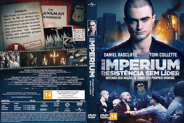 Capa DVD Imperium Resistência Sem Líder [Exclusiva]