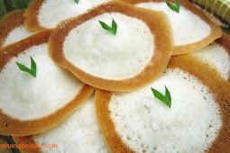 Cara Mudah Membuat Kue Ape