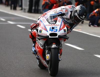 Redding: Ducati Rela Rombak GP17 Demi Lorenzo