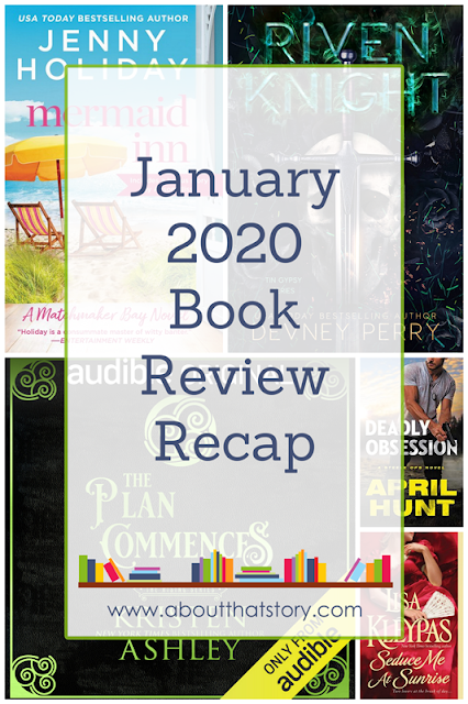 January 2020 Book Review Recap | About That Story