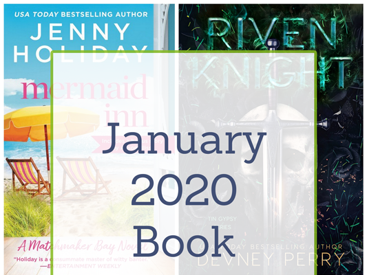 January 2020 Book Review Recap