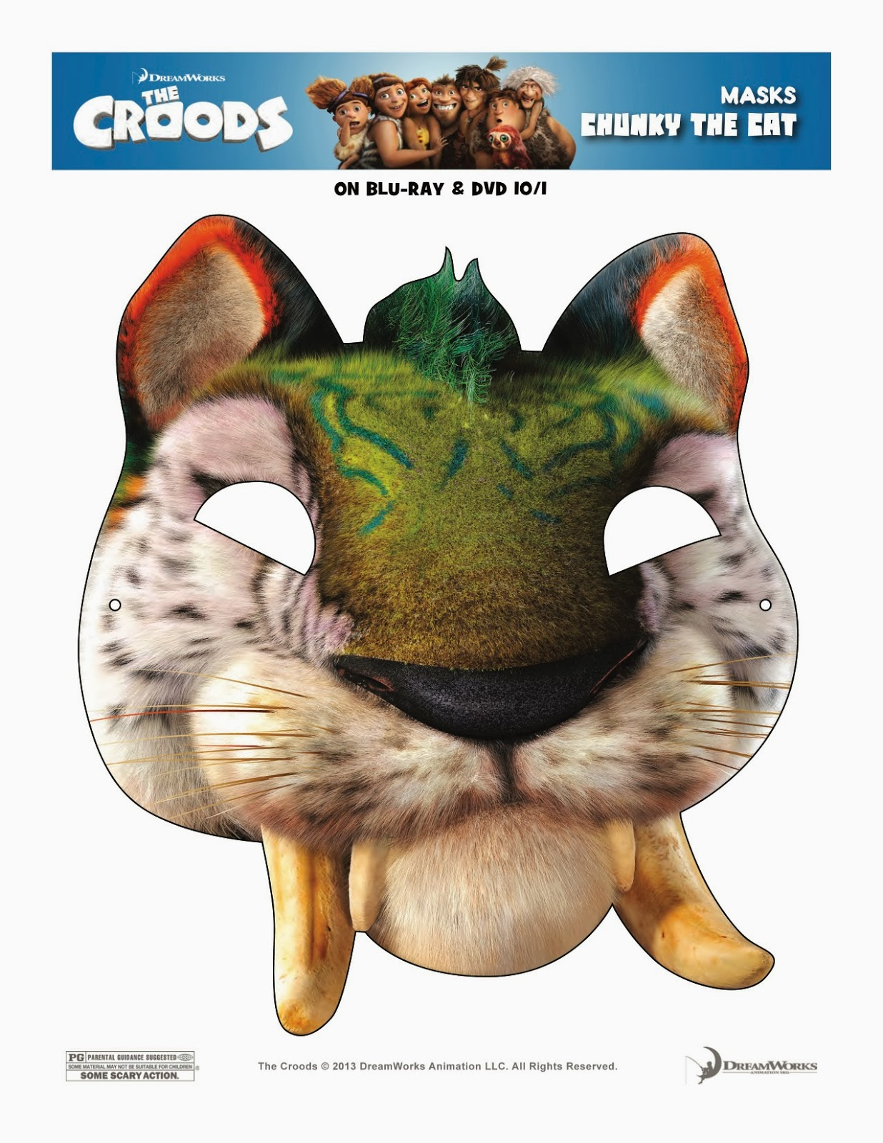 It's just a photo of Adaptable The Croods Free