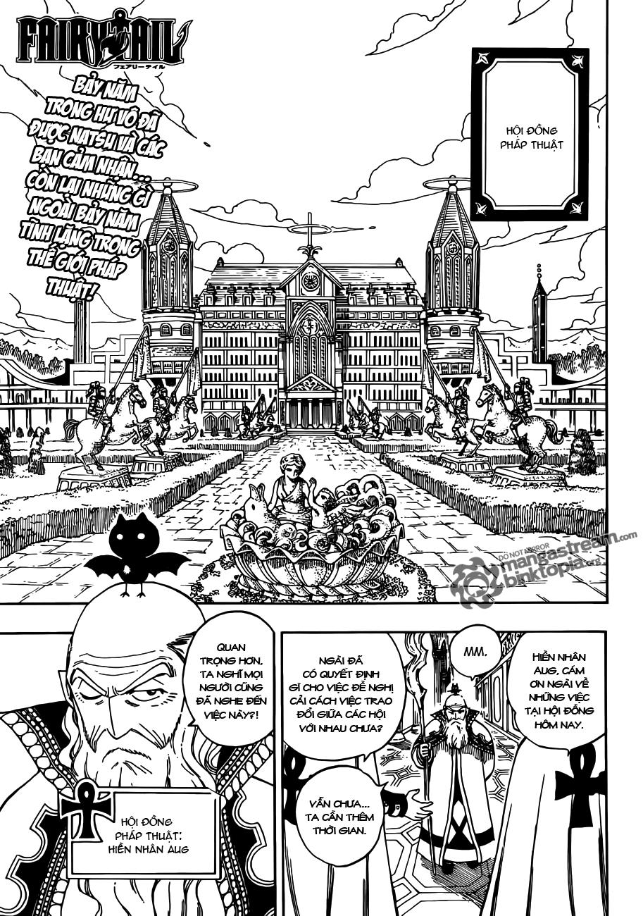 Fairy Tail chap 258 trang 3