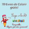 70 livros de colorir grátis! Livros com atividades ou histórias em inglês, desenhos, figuras etc. em pdf