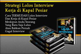 Strategi Lolos Interview & Bekerja di Kapal Pesiar