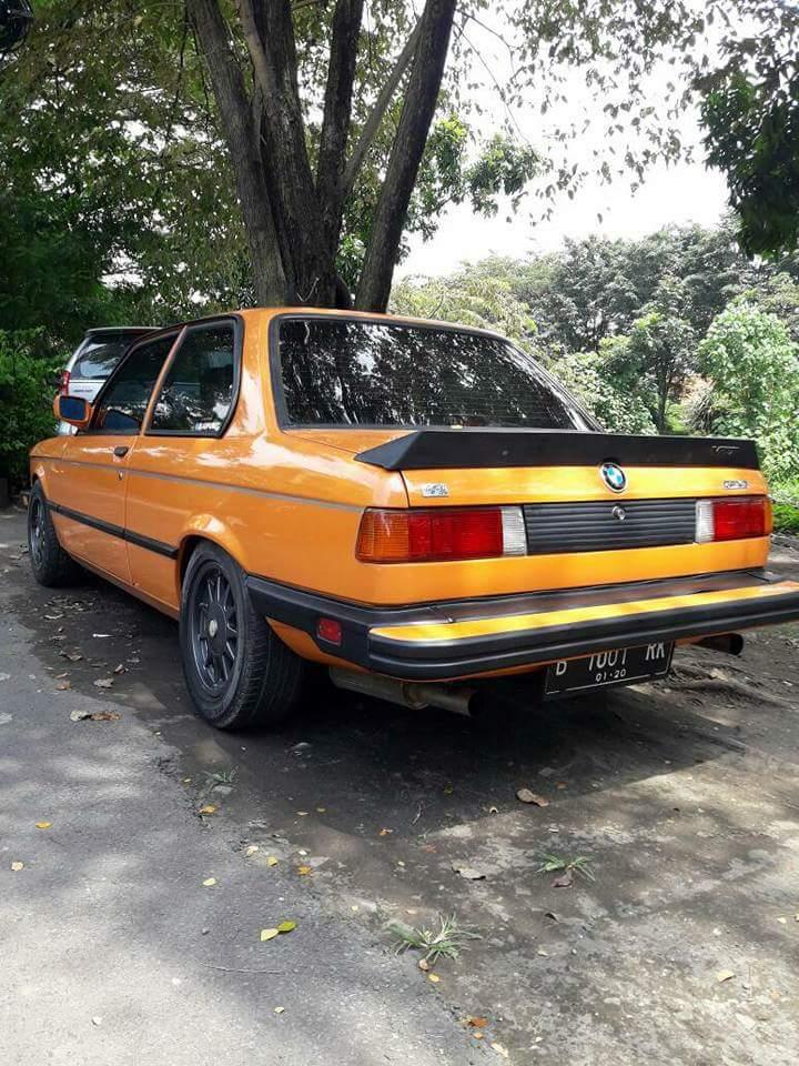 Mobil Lawas Dijual BMW E21 Tahun 1983 - LAPAK MOBIL DAN ...
