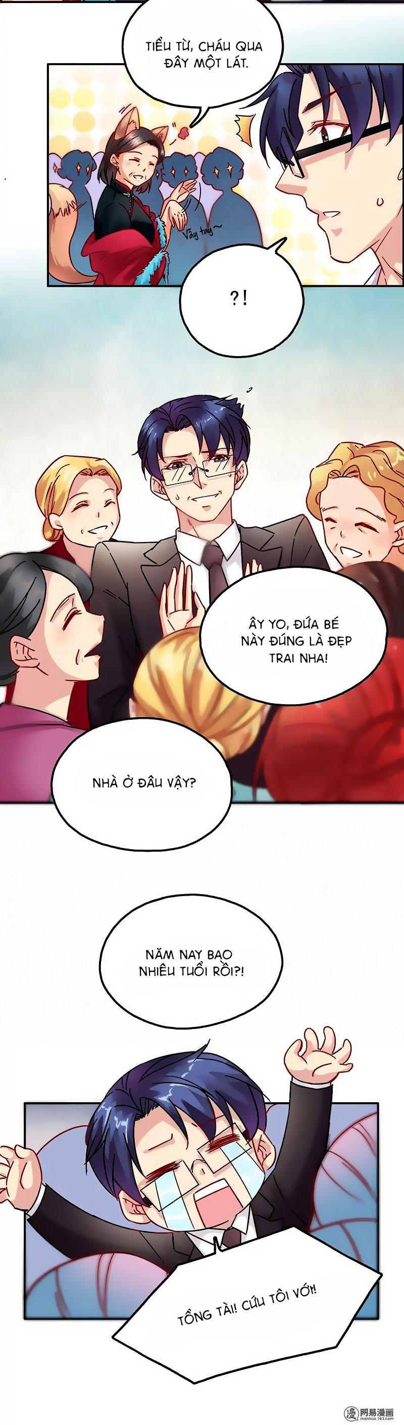Không Được Đâu Tổng Tài Đại Nhân Chapter 70 - Truyenmoi.xyz