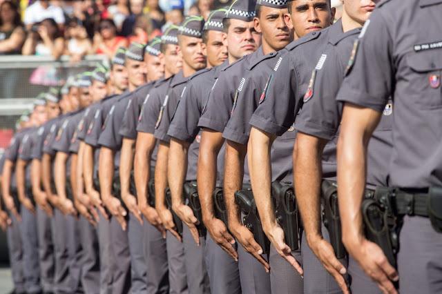 CURSO PREPARATÓRIO BARATO PARA CONCURSO DA POLICIA MILITAR - SP / 2019