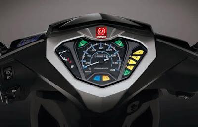 Honda New Supra x 125 FI