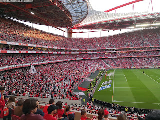 Photos: PLACES, PORTUGAL / Estádio da Luz e Pinturas Túnel, Lisboa
