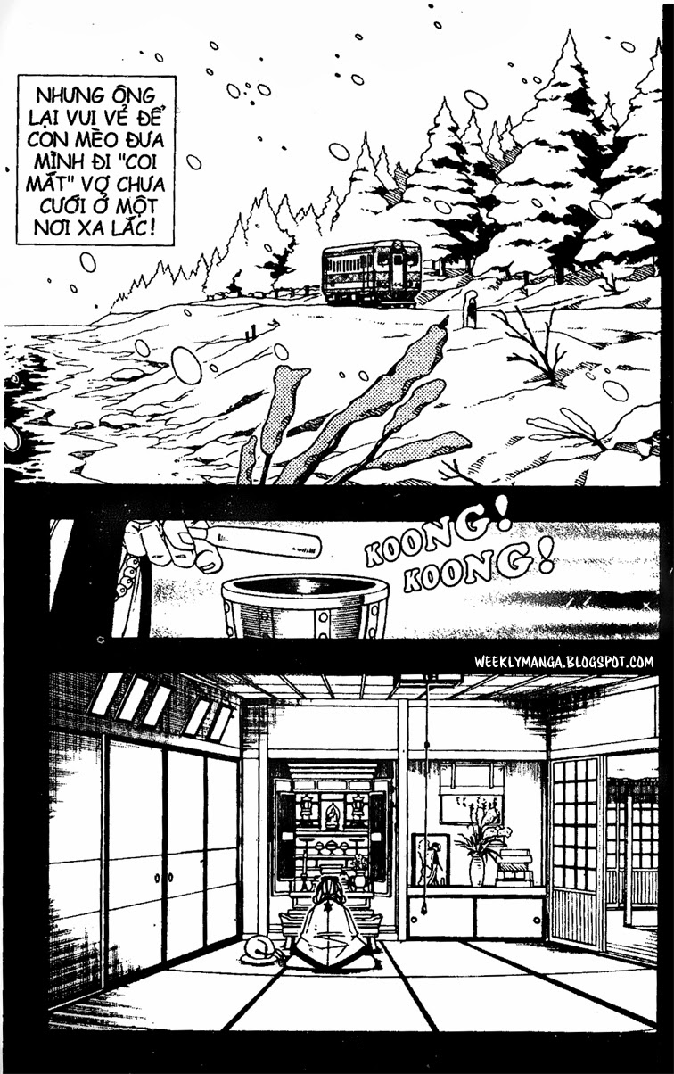 Shaman King [Vua pháp thuật] chap 164 trang 12